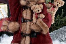 Christmas & Teddy Bears