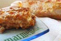 Lasagne per tutti! / Lasagne al ragù, alla zucca, ai funghi e molto altro. Con foto passo passo ovviamente
