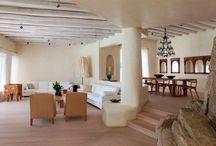 Interior design Greek island
