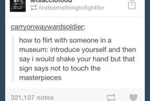 Tumblr posts are excellent, and other instances of incredibly smooth interactions. / by Meghan Fox