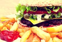 Healthy Beef Burger from Sea Salt / Visit Sea Salt to taste the mouth-watering beef burgers as they are made by professional chefs on daily basis.