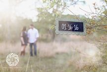 Save the Date! Ideas / These are some ways that our clients have used their photos to make announcements. Use them to tell your friends to save the date or a special thank you for joining you on your wedding day!