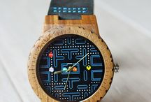 EkoCraft / Wooden watches, jewelry and accessories.