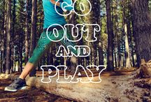 GO OUT and play / Outdoor life inspires us!