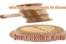 Divorce procedure in India / Divorce is a legal procedure that should carried out with a proper legal mediator. It includes the preparation of legal files that are for considering the couple as divorced. This needs the help of a complete guide of divorce procedure in India. Now online lawyers directories are available with the list of lawyers who are focused in divorce cases.