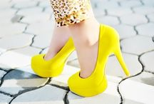 With The Right Pair Of Heels A Girl Can Do Anything / by Brooke Willeford