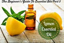 Essential Oils / by Emily Hotton