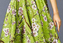 Beautiful prints (wzorzyste tkaniny)