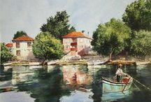 Türk ressamlar