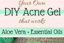 DIY - acne treatment