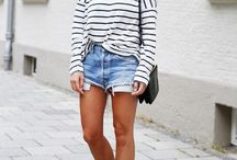 fashionable attire: ladies. / Outfits that I love.