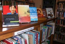 School - Library - Book Lists