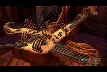 Art: Animated Music / Amazing Animated Music Videos