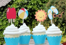 Ideas for Carter's first birthday