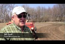 How to farm videos / videos about how we run a family farm. / by Judi Graff