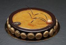 Quelques-uns de nos gâteaux... / Gâteaux de la Maison Hirsinger à Arbois - France
