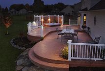 Outdoor Spaces / by Angela Burr