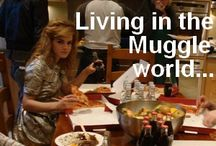 Muggle Problems / by Paige Pennington