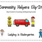 Classroom Clues/Community Helpers / by Heather Hollifield