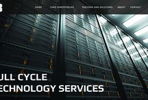 R3 Technologies | Web Project / Responsive Web project developed by Urbansoft using HTML5
