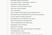 Self Care & Wellness