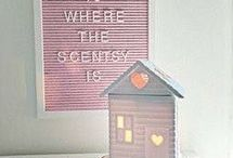 """Scentsy - """"Real life"""" images"""