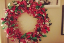 Christmas wreaths/decorations / by sharene anderson