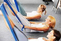 pilates oefeninge