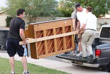 Moving equipment and gear / Movers all over the world use different gear and equipment for the job that is very similar in function though has some funny quirks in it.