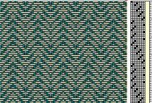 8 Shaft Weaving
