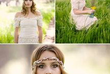 Bridal shoot ideas / For my portfolio