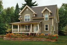 Decks, porches, patios ... / Ideas for decks, porches, patios ...