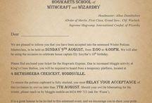 cartas de hogwarts