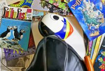 Happy Birthday Puffin / We recently celebrated 50 years of Puffin with a trip down memory lane...