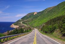 Canada East Coast Road Trip