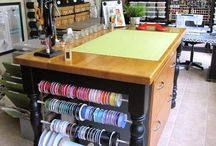 Hobby/crafts room