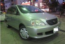 Toyota Nadia 1999 Silver - Get the Nadia cheaply / Refer:Ninki26423 Make:Toyota Model:Nadia Year:1999 Displacement:2000 CC Steering:RHD Transmission:AT Color:Gold FOB Price:2,200 USD Fuel:Gasoline Seats:5 Exterior Color:Gold Interior Color:Gray Mileage:60,000 KM Chasis NO:SXN10-0025958 Drive type  Car type:Wagons and Coaches