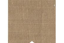 Burlap and banners