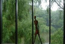 Contemporary art, galeries & foundations