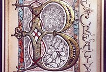 Illuminated Letters / by Anne Morrison