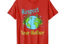 Respect Your Mother Earth / This board is for all people who loves and respect the earth