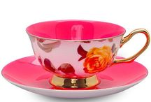 Beautiful Tea Cups / This board features selections from our fabulous collection of bone china and porcelain tea cups.