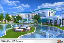the sims 4 houses