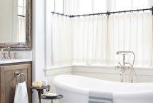 B a t h r o o m s (by TSA studio) / Various bathrooms designed by TS Adams Studio Architects.