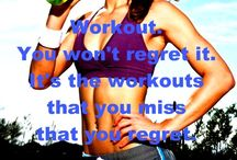 Fitness / by Heather Hill