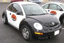 VW's / by Jerry Tyson