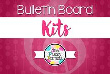 Bulletin Board Kits / Music resources created by The Plucky Pianista, Melody Payne #MusicTpT #pianoteaching #musicteaching #elmused #pluckypianista #tpt #elementarymusic #pianopedagogy