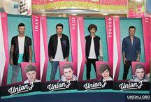 January 21st - Union J dolls launch