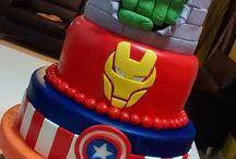 Avengers cumple Nico