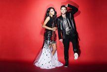 "Uzari & Maimuna   Belarus Eurovision 2014 / Uzari (Yuri Navrotsky) and Maimuna (Maimuna Amadu Murasjko) represented Belarus in the Eurovision Song Contest 2015 along with the song ""Time""."